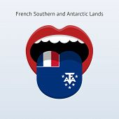 French Southern and Antarctic Lands language.