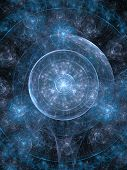 image of cosmic  - Abstract background - JPG