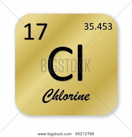 Chlorine element