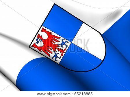 Flag Of Schwarzwald-Baar