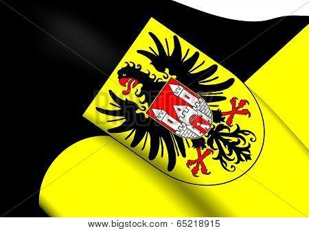 Flag Of Quedlinburg