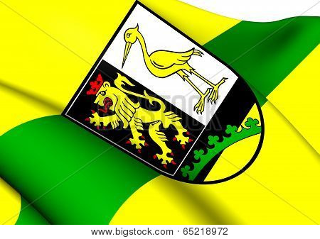 Flag Of Greiz Kreis