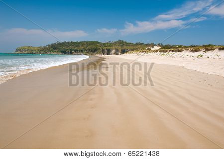 Cave beach is a beautiful beach on the Swansea Peninsula, New South Wales, Australia