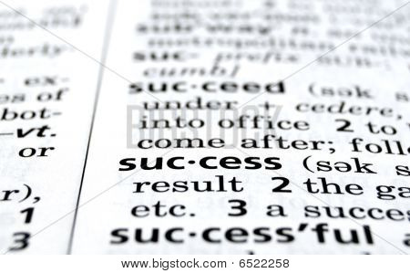 Success Defined
