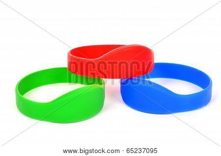 Three Rfid Bracelet