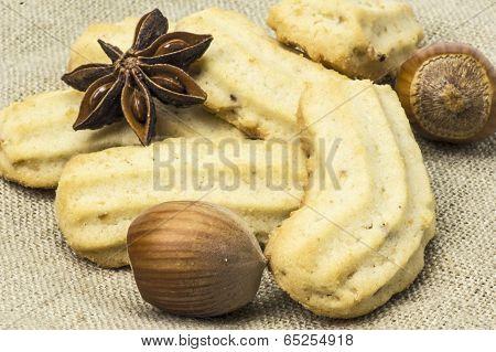 Spritz biscuit