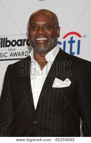 LAS VEGAS - MAY 18:  LA Reid at the 2014 Billboard Awards at MGM Grand Garden Arena on May 18, 2014 in Las Vegas, NV