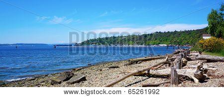 Tacoma Ne Browns Point Puget Sound.