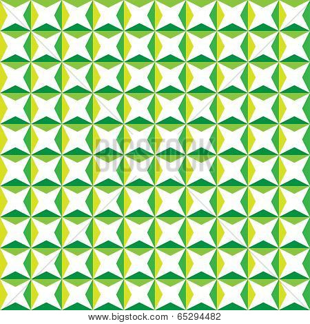 green triangle texture