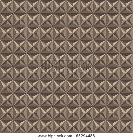 light brown triangle texture