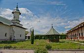 picture of suceava  - Slatioara Monastery in Bucovina - JPG