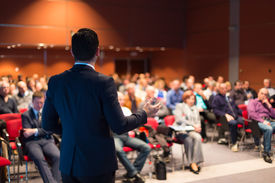 picture of seminar  - Speaker at Business Conference and Presentation - JPG