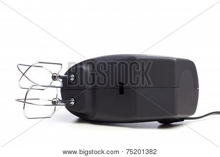 Household Appliance Hand Mixer With Beater And Hooks