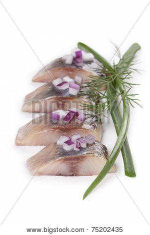 Salt Fillet Herring