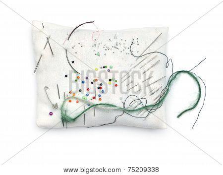 Grannies Needle Cushion