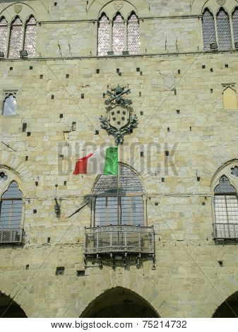 Pistoia - Palazzo del Comune