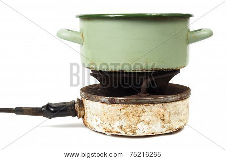 Kitchen Pot And Cooker