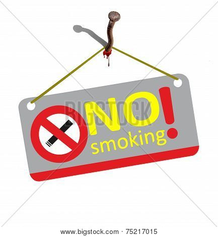 No smoking - is torture.
