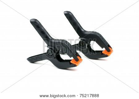 Nylon Spring Clamps