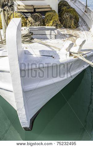 Fishing Boats In Greece.