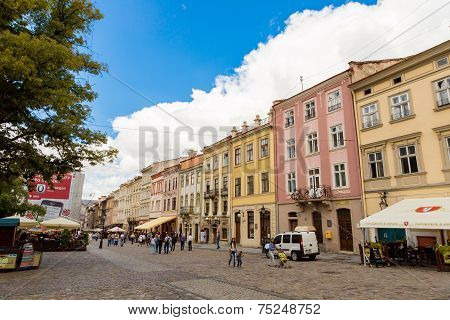 Lviv - The Historic Center Of Ukraine