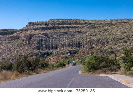 Guadalupe Mountains,