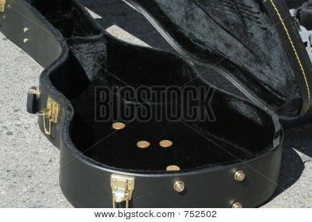 Beggar Guitar Case