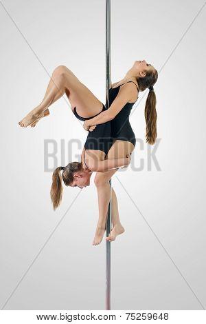 Pole Dance Duet