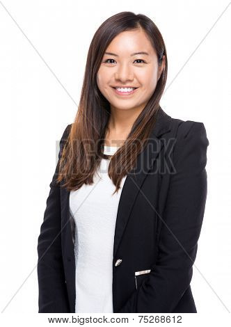Singaporean businesswoman