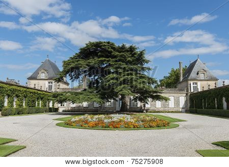 Chateau Beychevelle Saint Julien