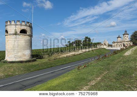 Chateau Cos D'estournel Saint-estephe