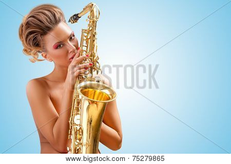 Sax And Passion.