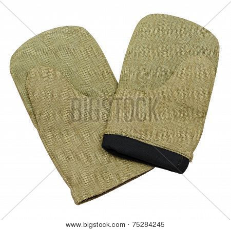 Workers Mittens