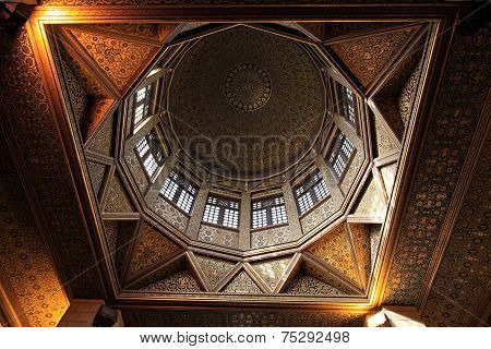 Nilometer Dome