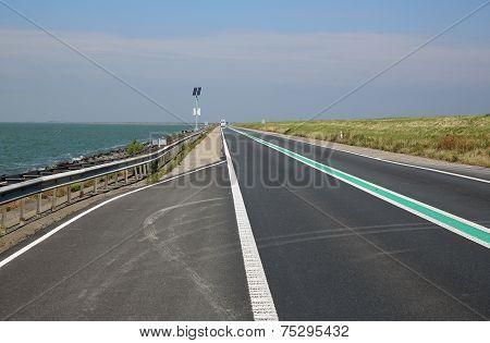 IJselmeer Dam
