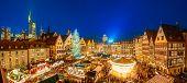 image of weihnachten  - Christmas market in Frankfurt - JPG