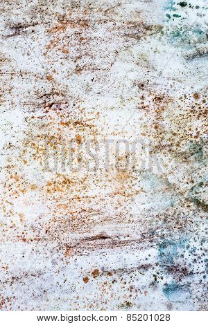 Spotted paper with nice watercolor paint, useful for element desig as wallpaper, texture and background
