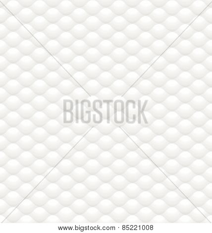White seamless textured background.