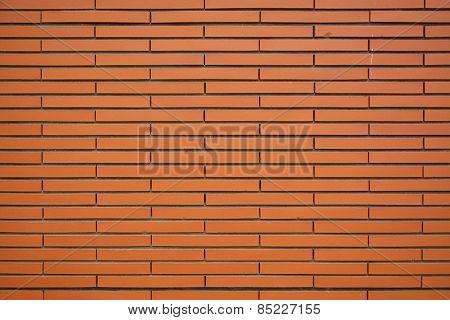 Modern Wall In Brick-pattern Style
