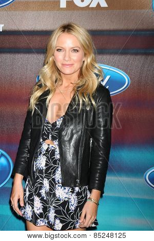 LOS ANGELES - MAR 11:  Becki Newton at the