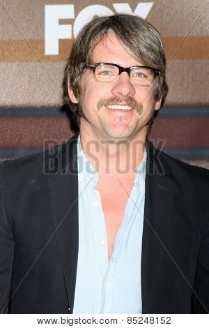 LOS ANGELES - MAR 11:  Zachary Knighton at the