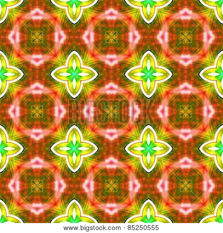 Smoky seamless pattern