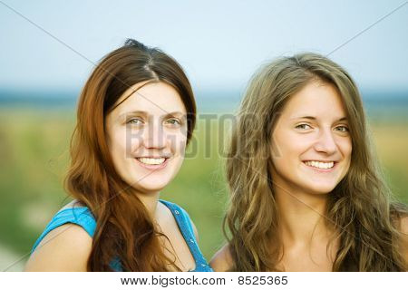 Two Young Woman