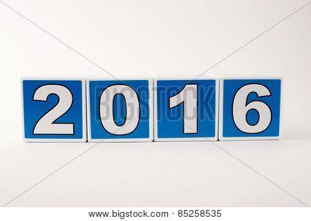 2016 Child's Building Block
