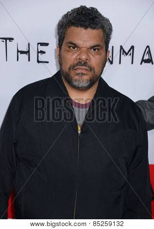 LOS ANGELES - MAR 12:  Luis Guzman at the