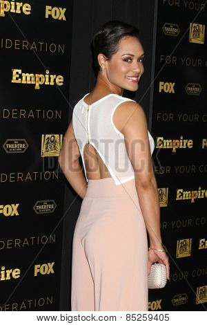 LOS ANGELES - MAR 12:  Grace Gealey at the
