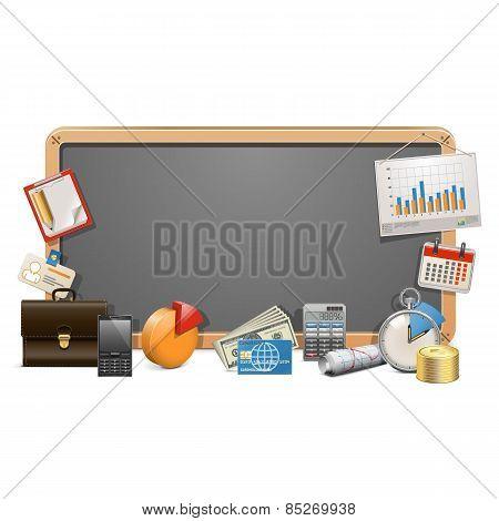 Vector Business Board