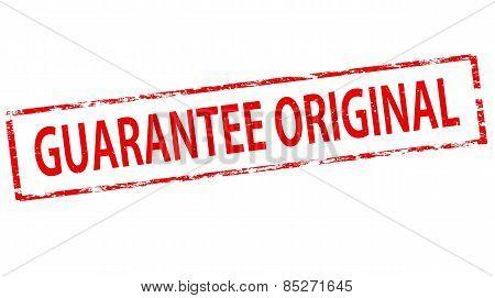 Guarantee Original