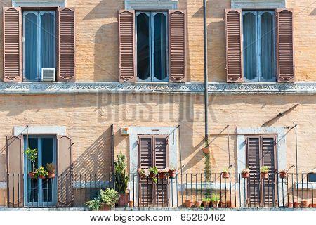 Piazza Navona building