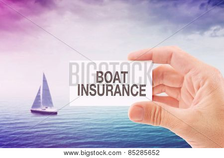 Boat Insurance Agent